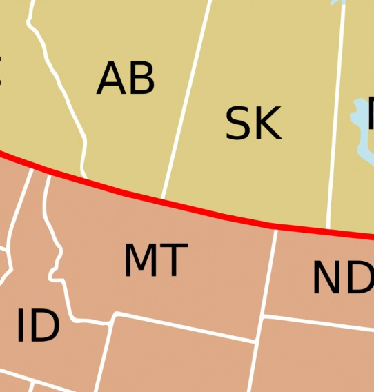 Montana and Canada: Reaching Across the 49th Parallel